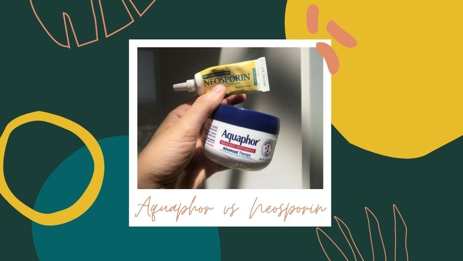 aquaphor vs vaseline