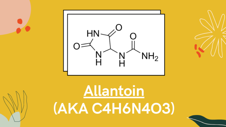 allantoin chemical structure