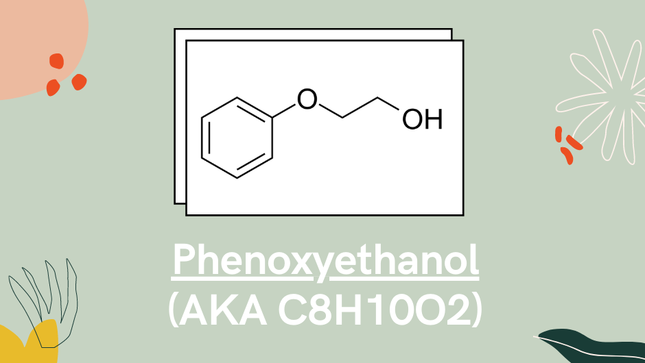 phenoxyethanol chemical structure